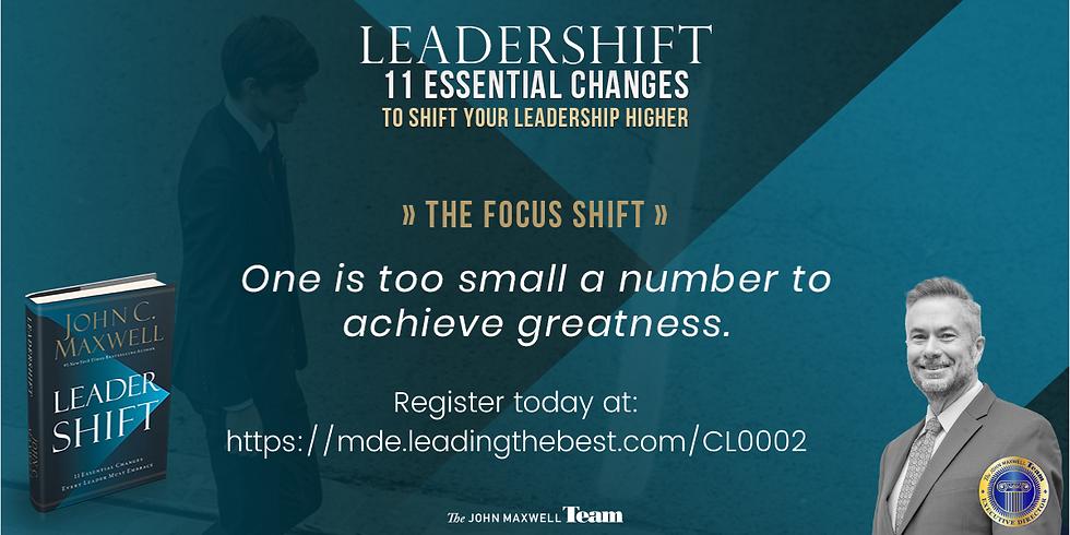 Leadershift 5 Week Mastermind