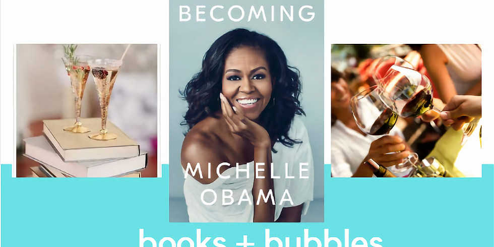 Becoming- Books + Bubbles Part 2