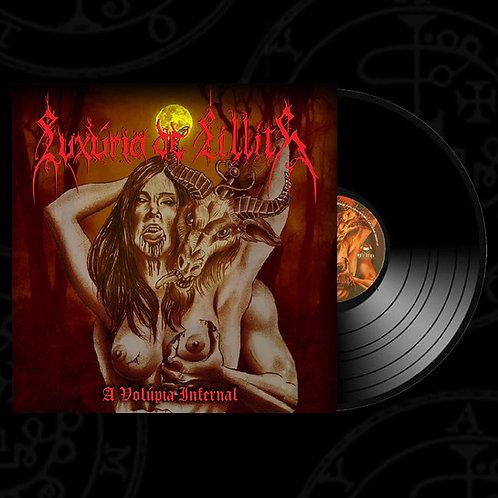 'A Volúpia Infernal' Vinil/LP