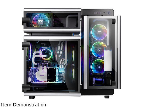 Thermaltake Level 20 Tempered Glass E-AT