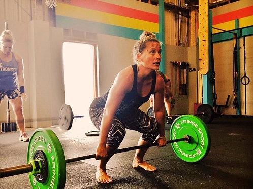 8 Week Weightlifting Cycle w/ Coaching