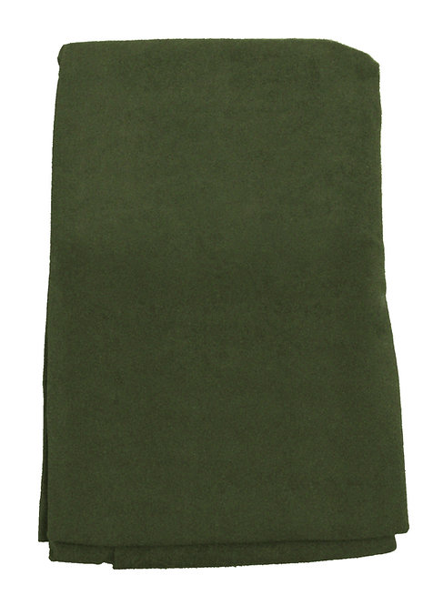 12 oz Olive Drab Imported Canvas Tarp w/ Stainless Steel Grommets