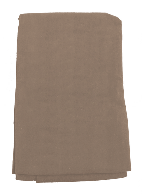 12 oz Khaki Imported Canvas Tarp w/ Stainless Steel Grommets