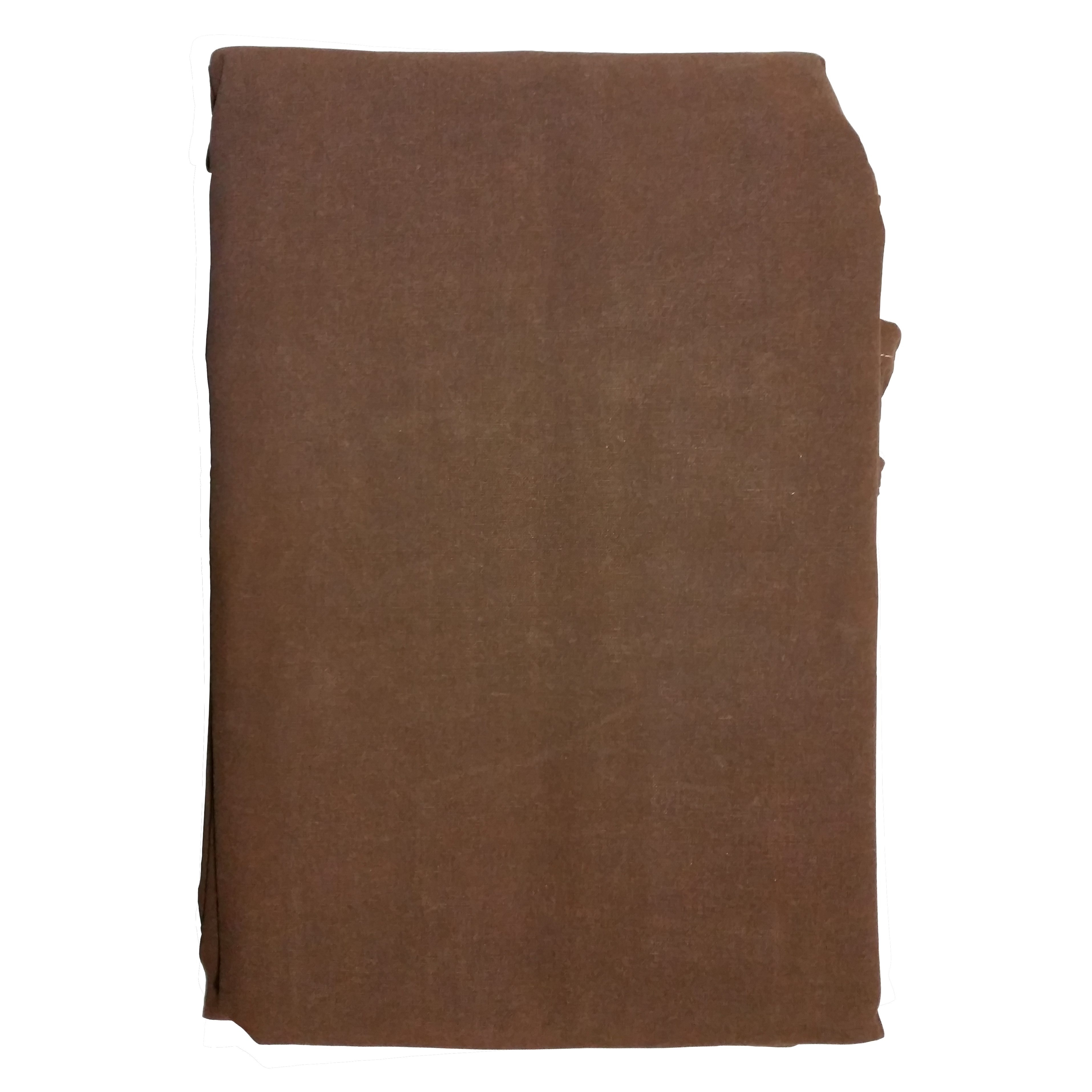 Gold Line Dark Brown Folded