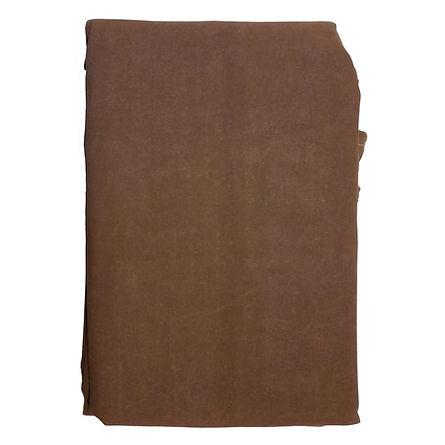 12oz Dark Brown Canvas Tarp w Grommets.jpg