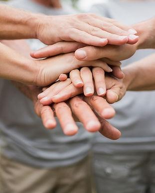 Helfen durch Mitarbeit