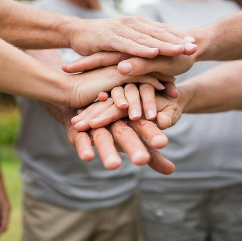 handskakningar