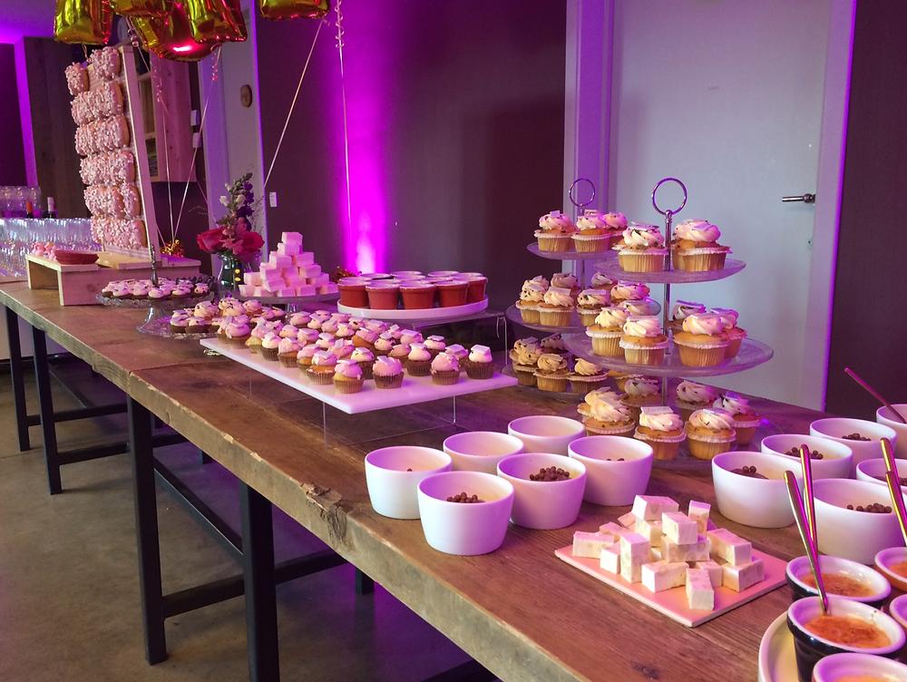 communiefeest, themafeest, wedding