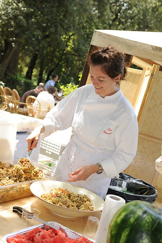Lisa banchieri chef