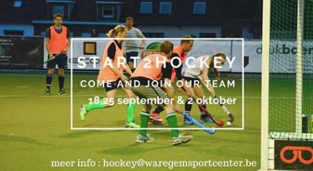 Ben je ook geïnteresseerd in de hockeysport?
