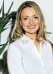 Saskia Lankshear New Product Development Director at Beauty Pie and Soaper Duper and co founder of WONDERLAB3