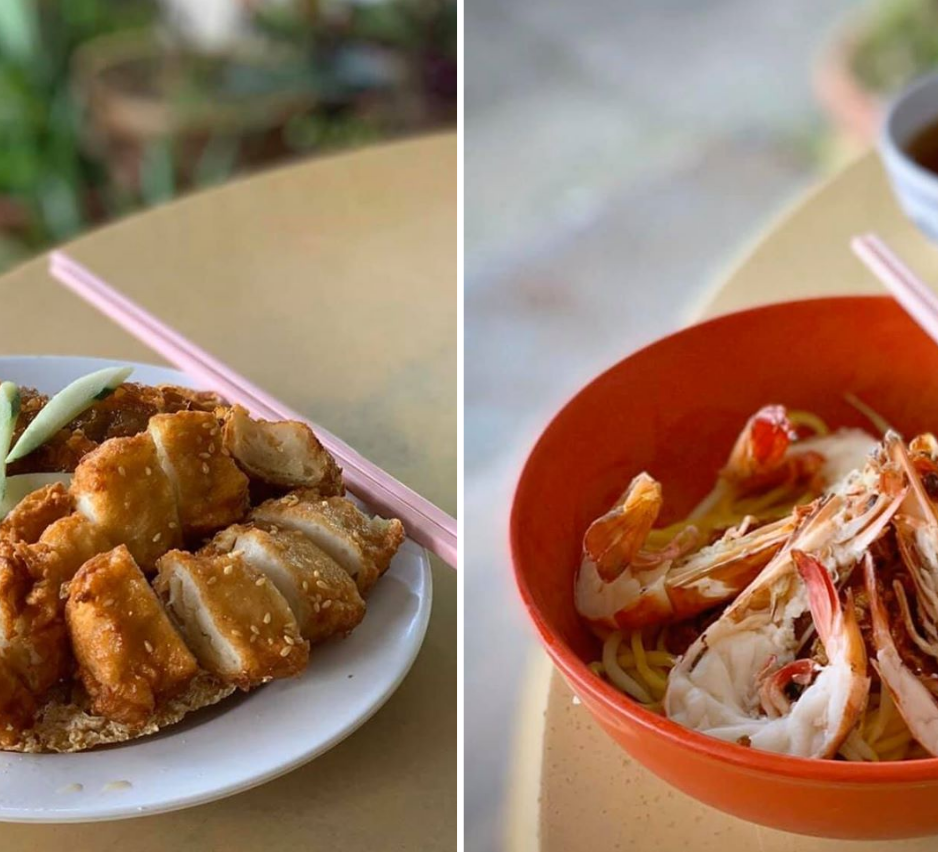 Eat: Popular Geylang Prawn Noodles And Wu Xiang With $10 Islandwide Delivery