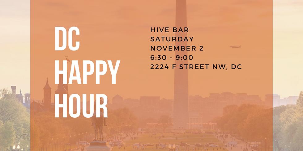 DC Happy Hour & Meet Up