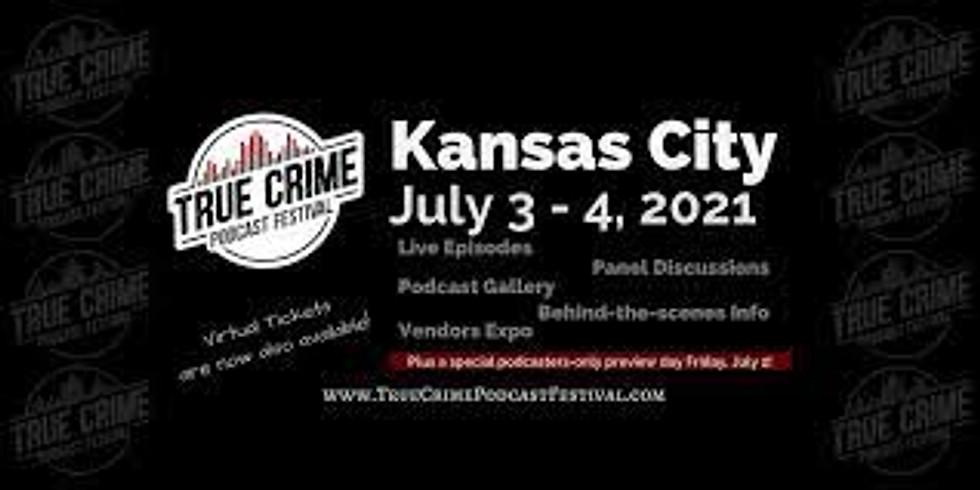 True Crime Podcast Festival