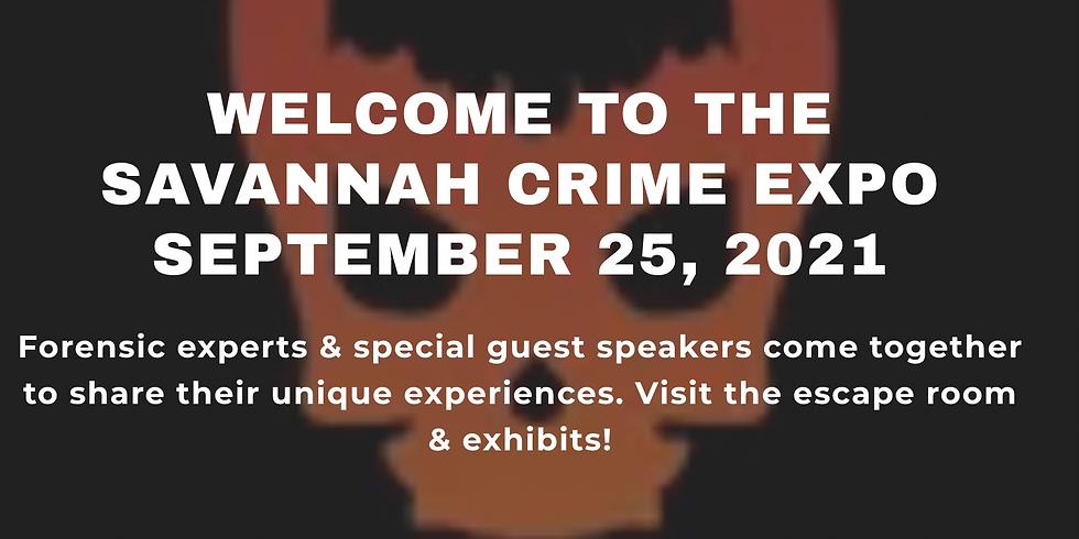 Savannah Crime Expo