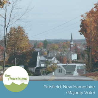 Pittsfield, New Hampshire