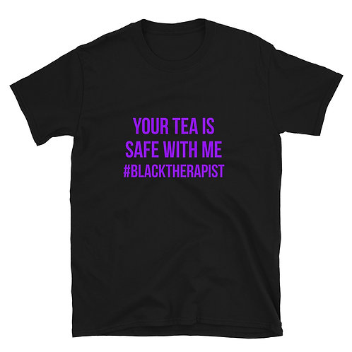 Your Tea is Safe with Me #Blacktherapist
