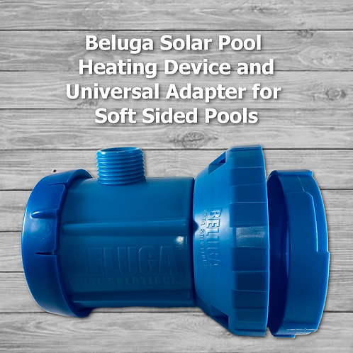 Beluga Solar Heating Device + Universal Adapter