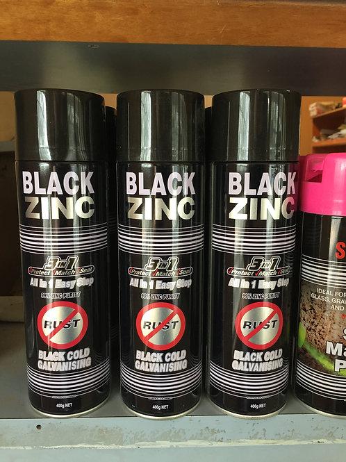 Black Zinc Paint