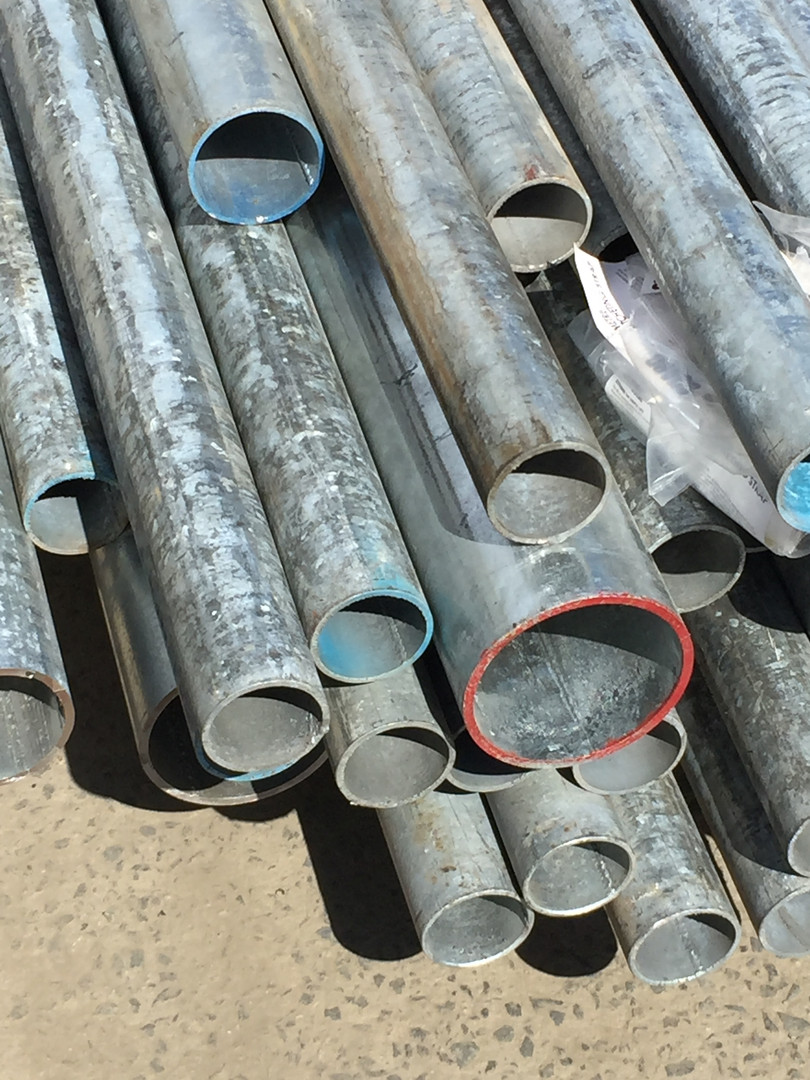 Galvanised Posts