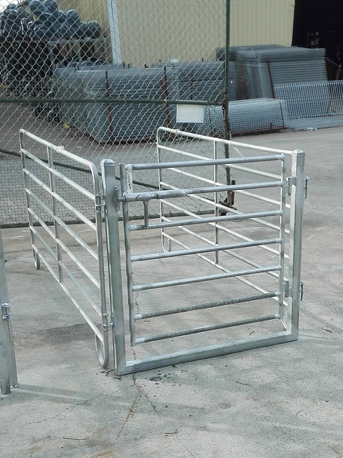 Sheep Gate in Frame