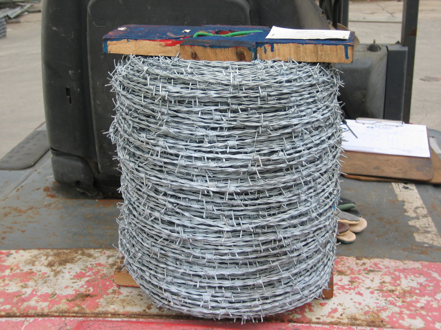 Barb Wire Roll