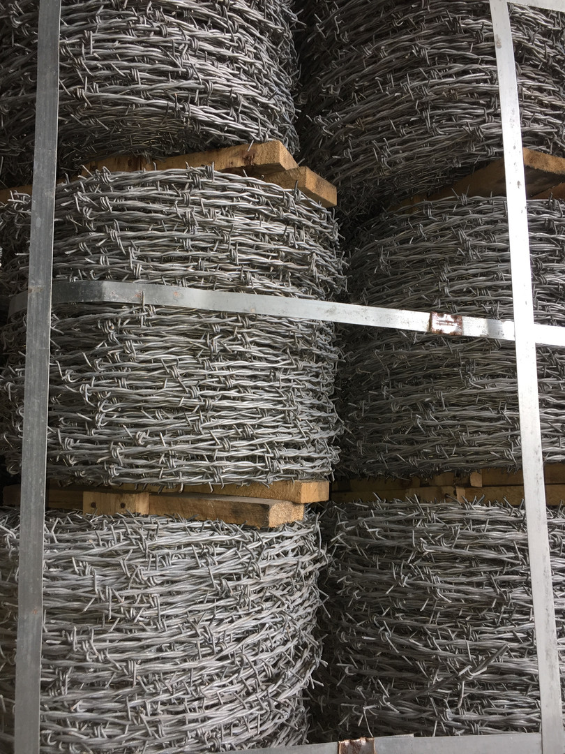Barb Wire Rolls