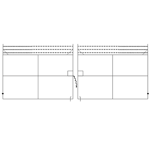 Chainwire Double Security Gate (3 Barb)