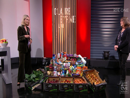 FOOD WASTE PREVENTION DESERVEDLY FEATURED ON PRIME TIME TV