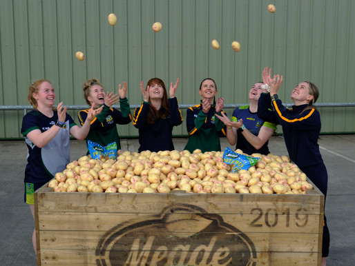 Meath Ladies Football Champions Power Their Play with Potatoes and Celebrate National Potato Day
