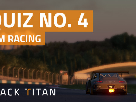 Simracing Quiz | How well do you know your sims and competitions?