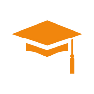 Grad Hat Icon Orange-01.png