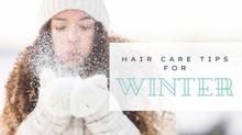 Winter Hair & Scalp Care Tips