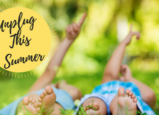 Unplug This Summer!