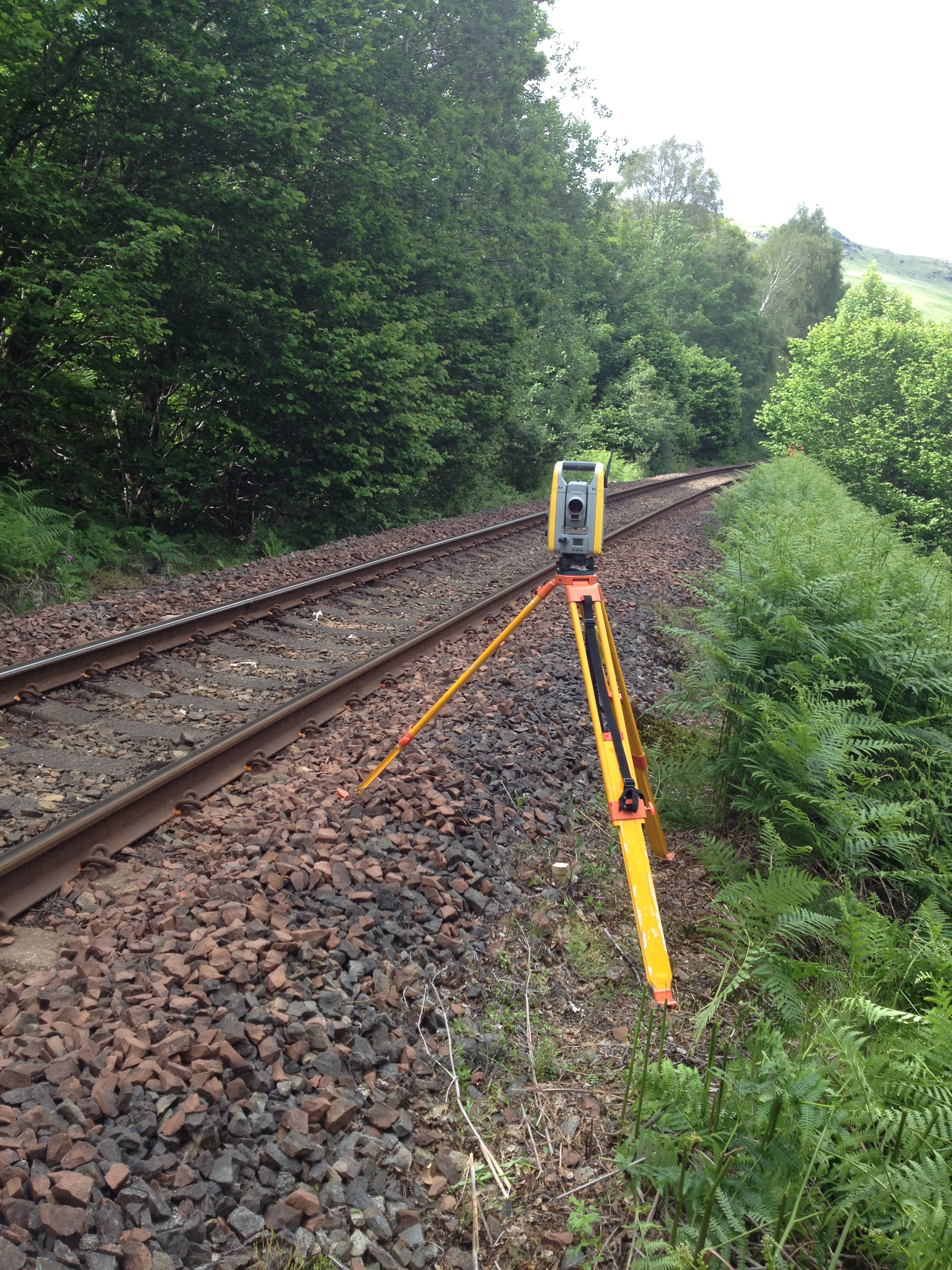 Trimble S6 Rail.JPG