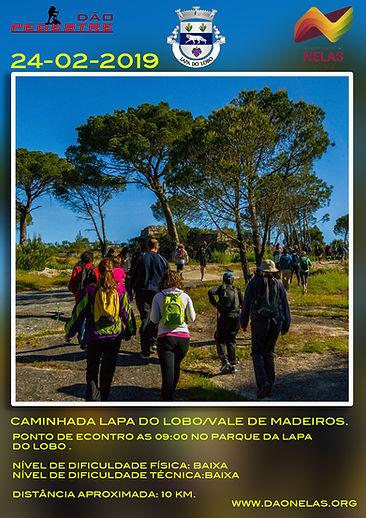 190224 Caminhada Lapa do Lobo_ Vale de M