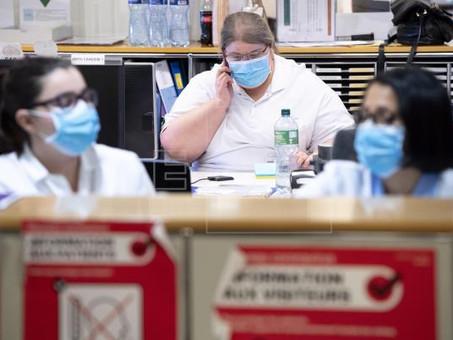 Crise sanitária do Coronavirus -Tranformações no ambiente de trabalho durante a Pandemia.
