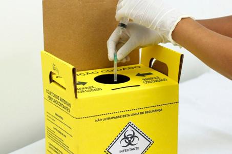 Gerenciamento de Resíduos de Saúde durante a pandemia