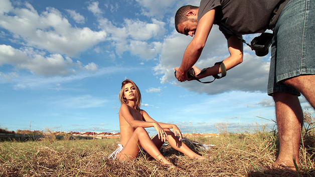 Making of Lu e Max Fotografia