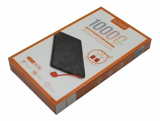 Carregador portatil (bateria externa) 10 mil mAh