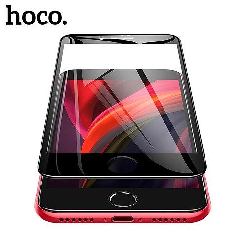 Película de vidro 3D para iPhone 6, 7, 8, X, Xs, Xr, 11, 12, Mini, Pro e Pro Max