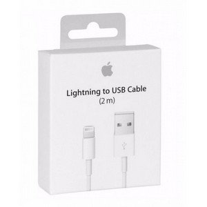 Cabo USB lightning 2m (Iphone)
