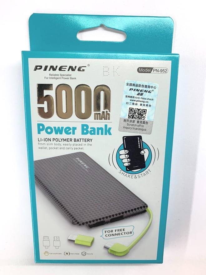 Bateria externa (Power Bank)