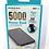 Thumbnail: Carregador portatil (bateria externa) 5 mil mAh
