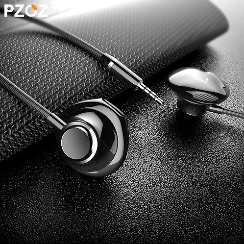 Fone de ouvido PZOZ - Alta Qualidade