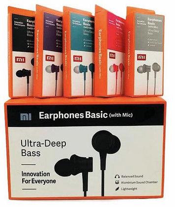 Earphones Basic Mi