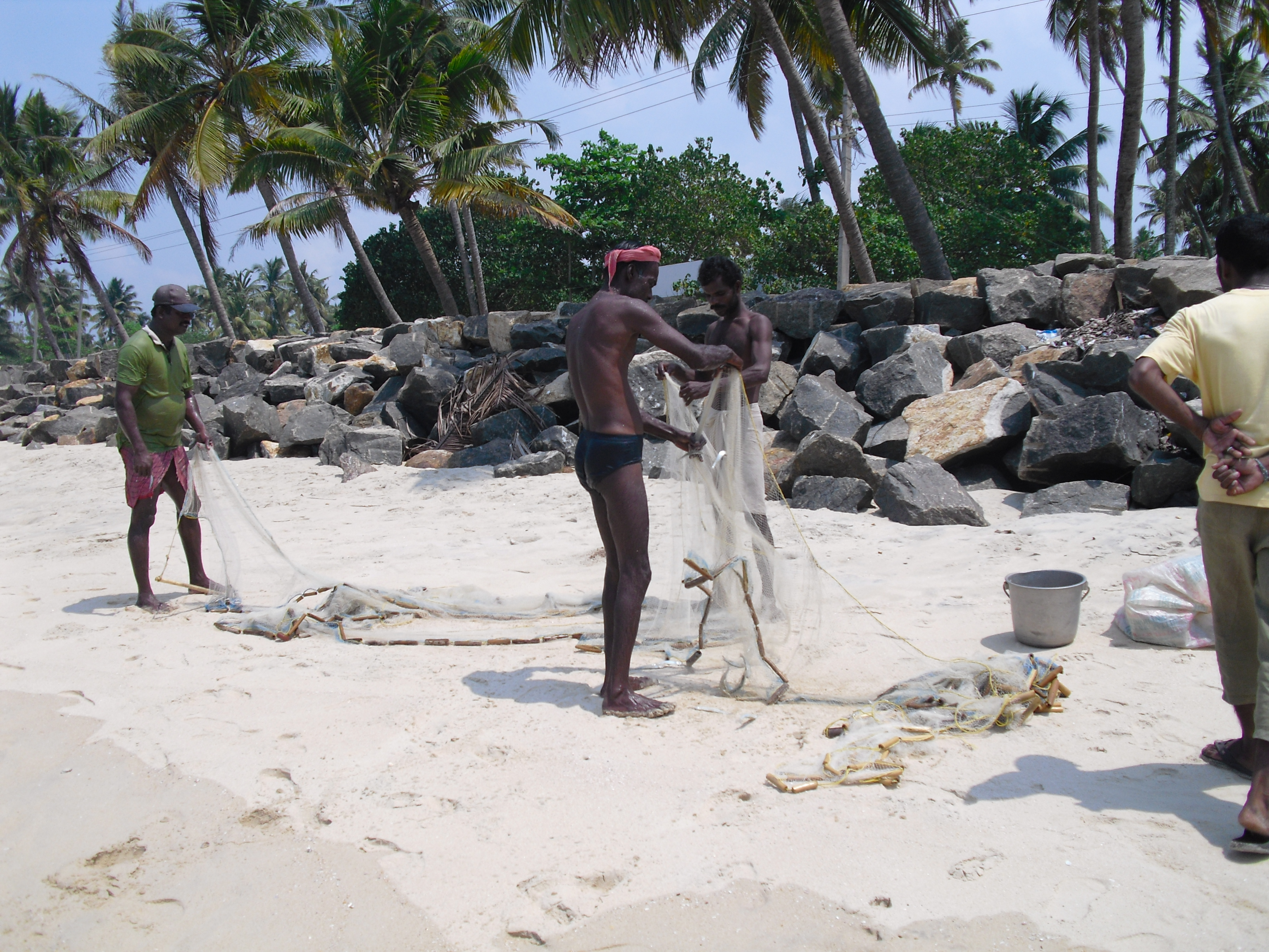 örtliche Fischer