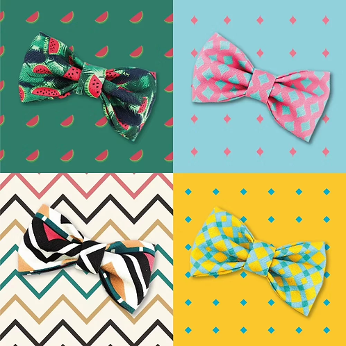 Summer Bow Tie Series