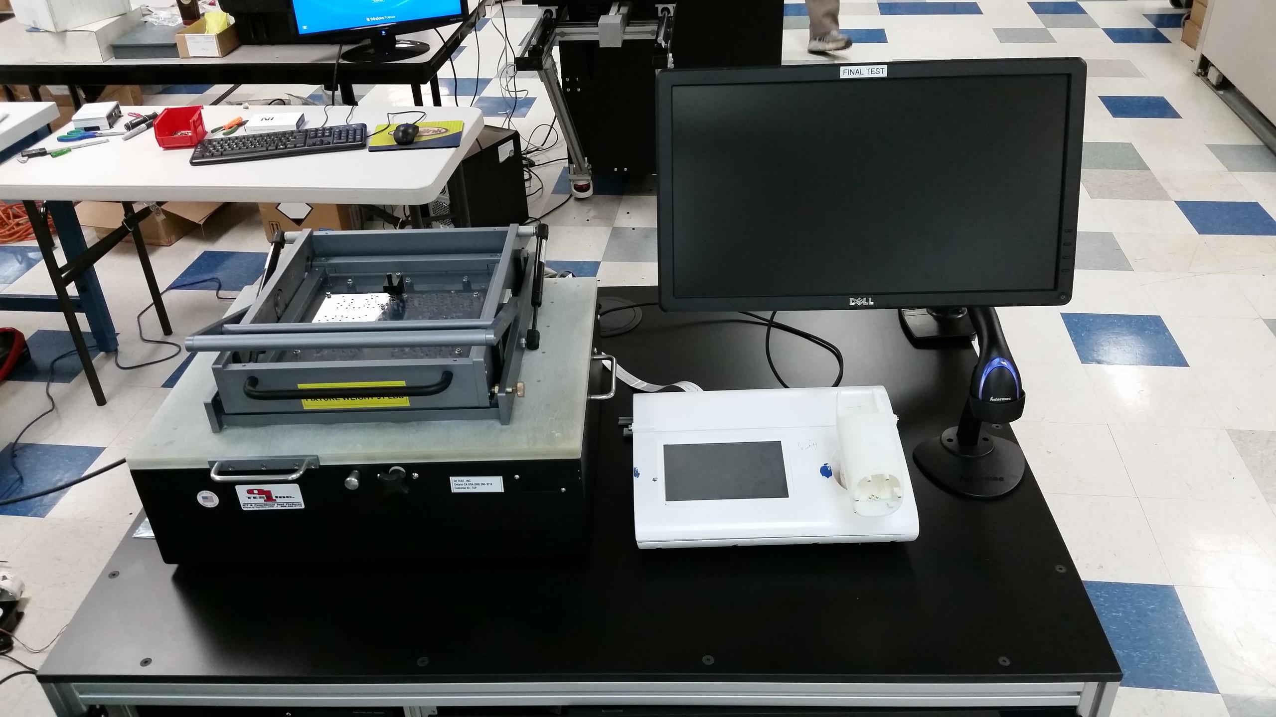 Automated PCBA Test