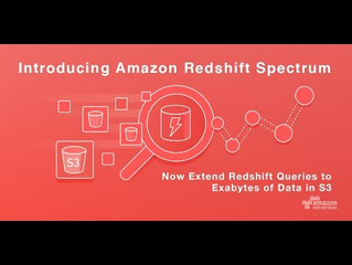 Query 1 Million Terabytes of Data in 155 Seconds - Amazon Redshift Spectrum